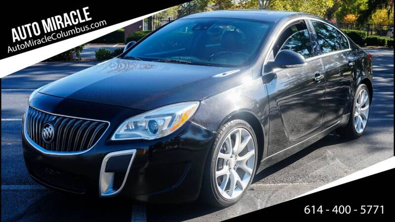 2014 Buick Regal for sale at Auto Miracle in Columbus OH