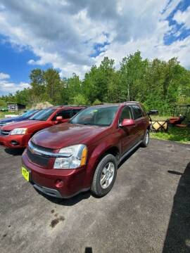 2008 Chevrolet Equinox for sale at Jeff's Sales & Service in Presque Isle ME