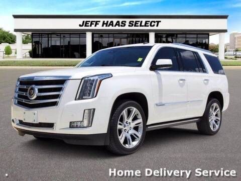2015 Cadillac Escalade for sale at JEFF HAAS MAZDA in Houston TX
