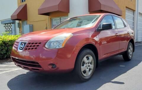 2008 Nissan Rogue for sale at POLLO AUTO SOLUTIONS in Miami FL