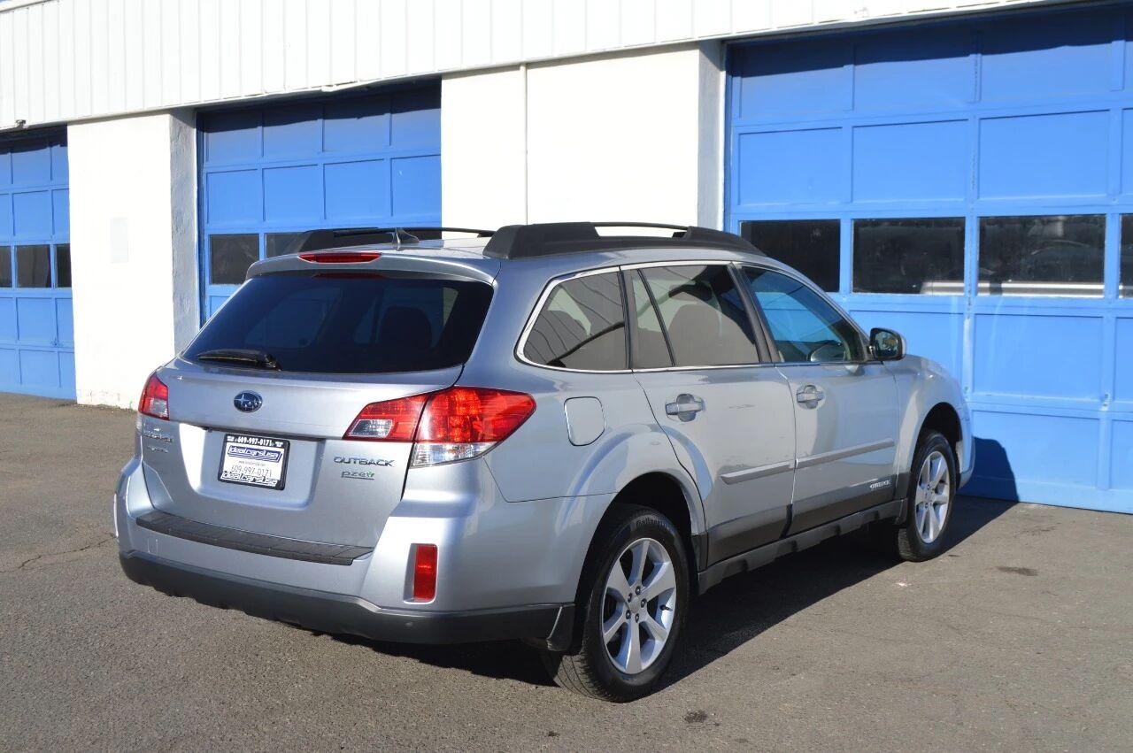 2014 Subaru Outback 2.5i Premium AWD 4dr Wagon CVT full