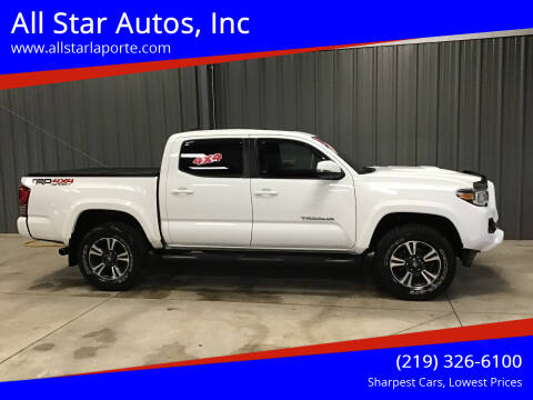 2017 Toyota Tacoma for sale at All Star Autos, Inc in La Porte IN