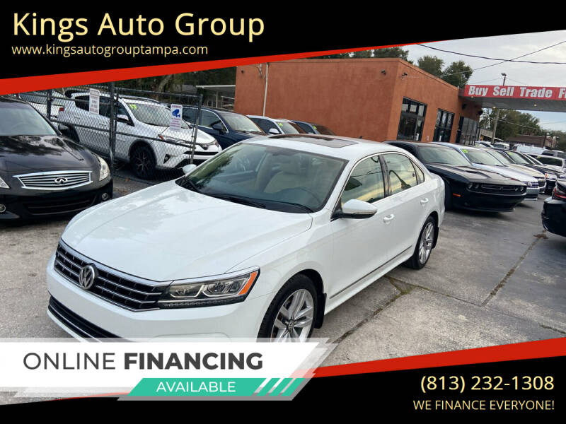 2016 Volkswagen Passat for sale at Kings Auto Group in Tampa FL