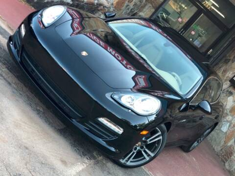 2013 Porsche Panamera for sale at Atlanta Prestige Motors in Decatur GA