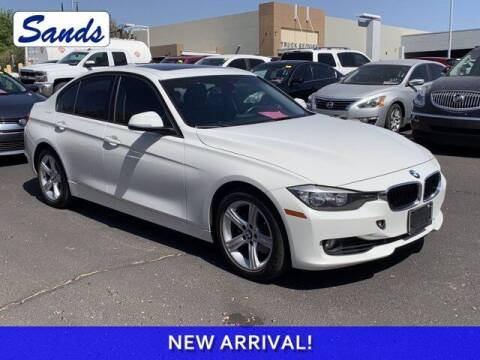 2014 BMW 3 Series for sale at Sands Chevrolet in Surprise AZ