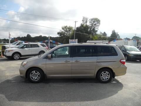 2006 Honda Odyssey for sale at All Cars and Trucks in Buena NJ