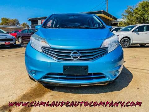 2015 Nissan Versa Note for sale at MAGNA CUM LAUDE AUTO COMPANY in Lubbock TX