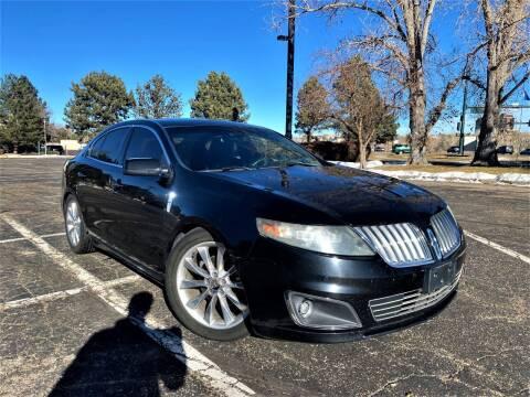 2011 Lincoln MKS for sale at CarDen in Denver CO