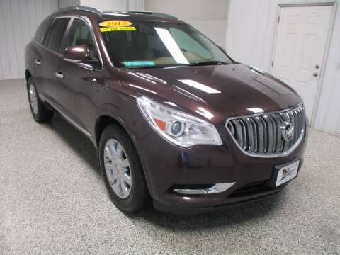 2015 Buick Enclave for sale at LaFleur Auto Sales in North Sioux City SD