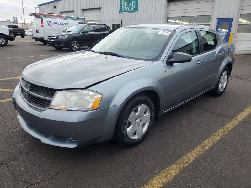 2009 Dodge Avenger for sale at CORPORATE CARS OF WISCONSIN in Sheboygan WI
