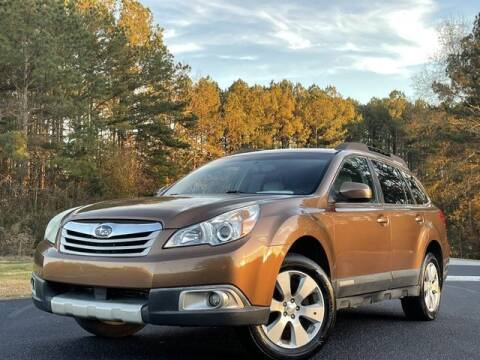 2011 Subaru Outback for sale at Global Pre-Owned in Fayetteville GA