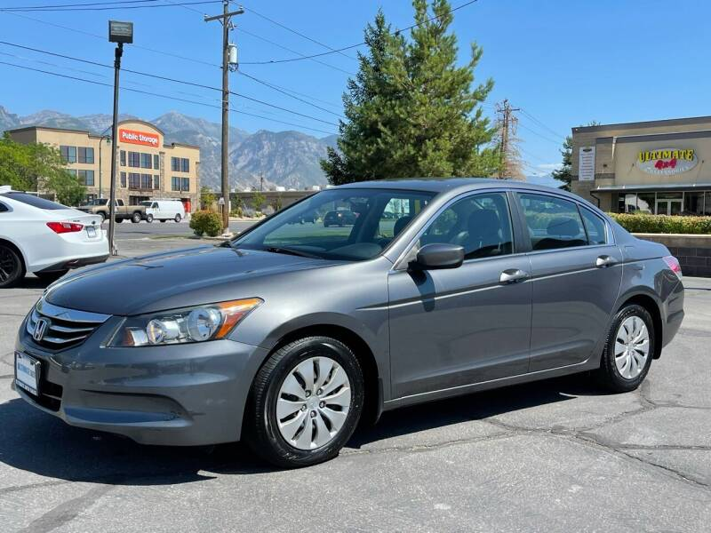 2012 Honda Accord for sale at Ultimate Auto Sales Of Orem in Orem UT