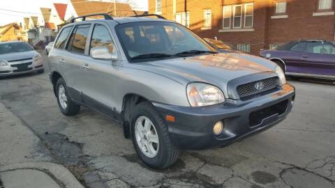 2003 Hyundai Santa Fe for sale at Trans Auto in Milwaukee WI