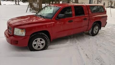 2008 Dodge Dakota for sale at Kidron Kars INC in Orrville OH