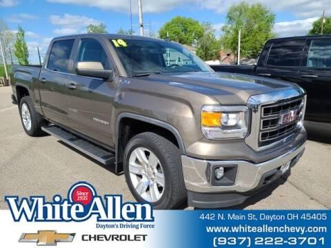 2014 GMC Sierra 1500 for sale at WHITE-ALLEN CHEVROLET in Dayton OH