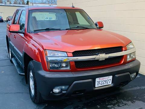 2003 Chevrolet Avalanche for sale at Auto Zoom 916 in Rancho Cordova CA