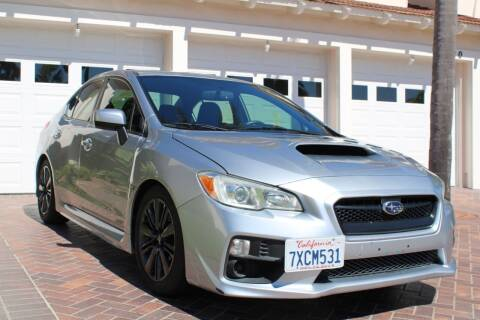 2015 Subaru WRX for sale at Newport Motor Cars llc in Costa Mesa CA