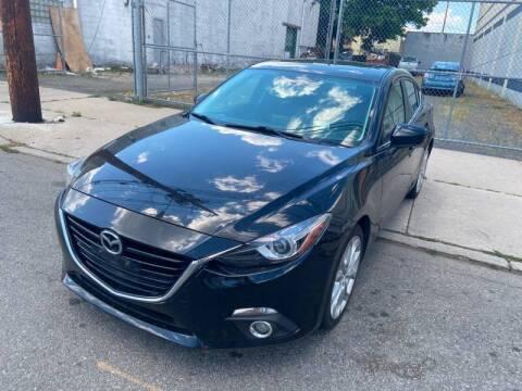 2014 Mazda MAZDA3 for sale at O A Auto Sale in Paterson NJ