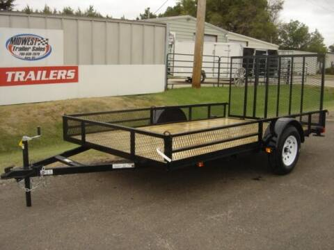 2020 CARRY ON 7 X 12 GWRS for sale at Midwest Trailer Sales & Service in Agra KS