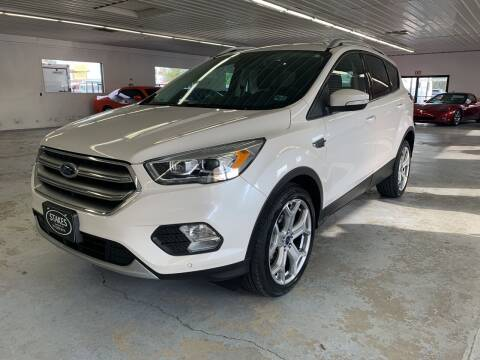 2017 Ford Escape for sale at Stakes Auto Sales in Fayetteville PA