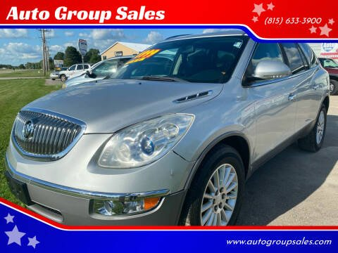 2010 Buick Enclave for sale at Auto Group Sales in Roscoe IL