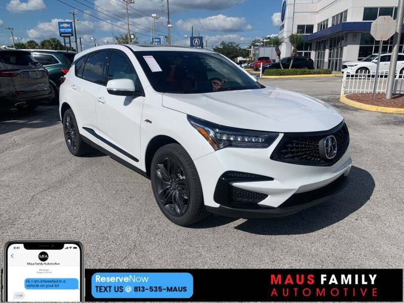 2021 Acura RDX for sale in Tampa, FL