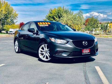 2015 Mazda MAZDA6 for sale at Bargain Auto Sales LLC in Garden City ID