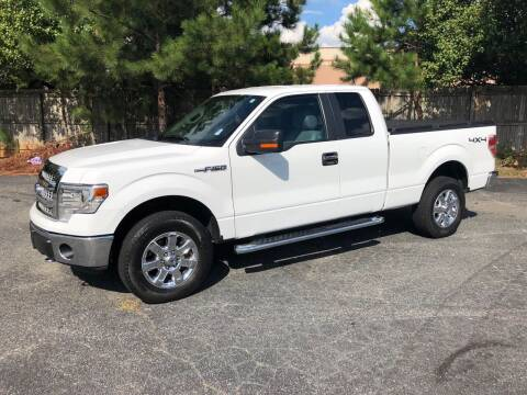 2014 Ford F-150 for sale at BWC Automotive in Kennesaw GA