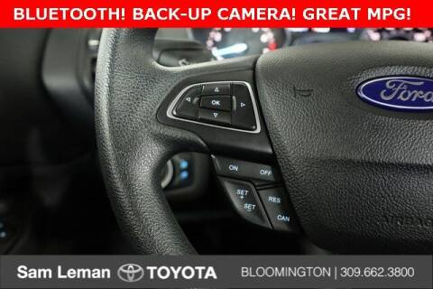 2017 Ford Escape for sale at Sam Leman Mazda in Bloomington IL