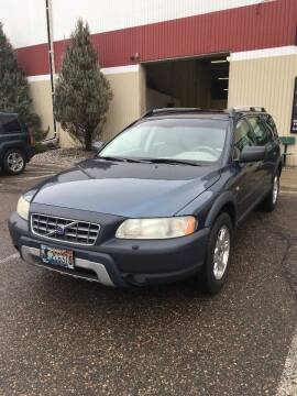 2005 Volvo XC70 for sale at Specialty Auto Wholesalers Inc in Eden Prairie MN