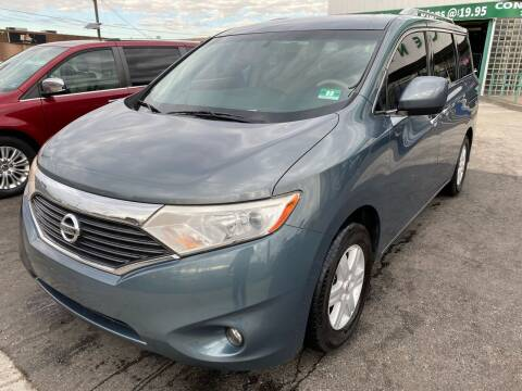 2012 Nissan Quest for sale at MFT Auction in Lodi NJ