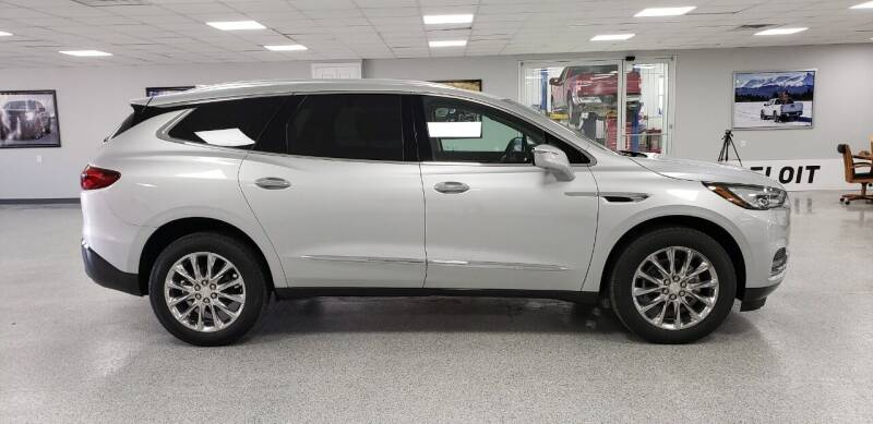 2021 Buick Enclave for sale at Beloit Buick GMC in Beloit KS