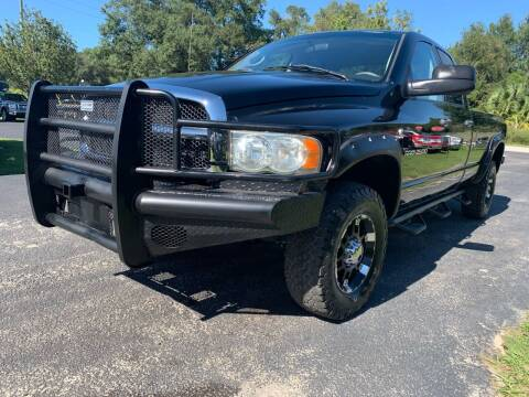 2003 Dodge Ram Pickup 2500 for sale at Gator Truck Center of Ocala in Ocala FL
