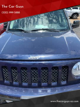 2015 Jeep Patriot for sale at The Car Guys in Tucson AZ