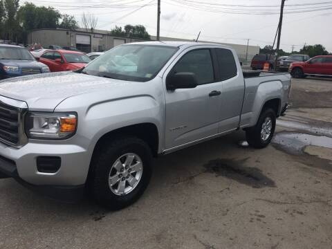 2015 GMC Canyon for sale at Ride One Auto Sales in Norfolk VA
