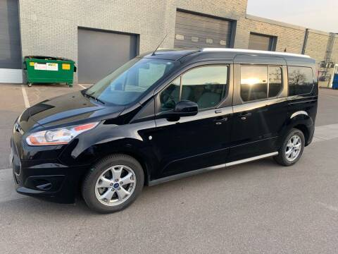 2017 Ford Transit Connect Wagon for sale at The Car Buying Center in St Louis Park MN