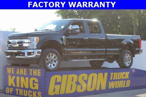 2017 Ford F-350 Super Duty for sale at Gibson Truck World in Sanford FL