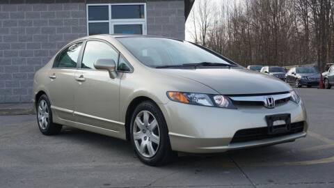 2008 Honda Civic for sale at World Auto Net in Cuyahoga Falls OH