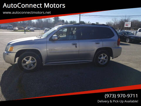 2005 GMC Envoy for sale at AutoConnect Motors in Kenvil NJ