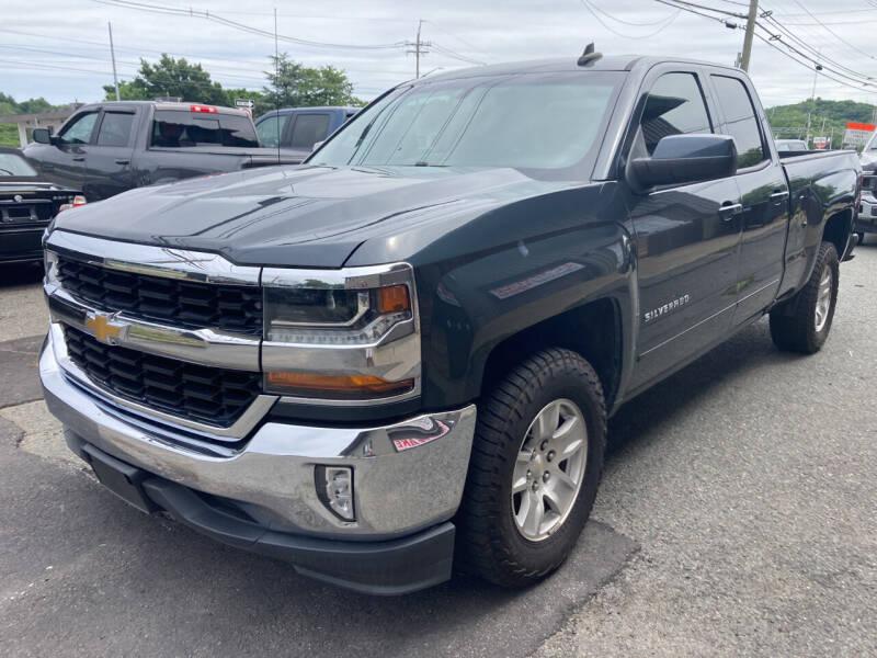 2017 Chevrolet Silverado 1500 for sale at 222 Newbury Motors in Peabody MA