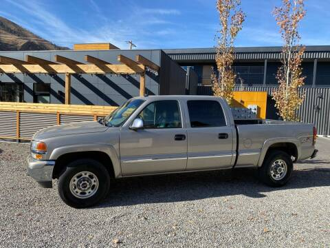 2002 GMC Sierra 1500HD for sale at Sawtooth Auto Sales in Hailey ID