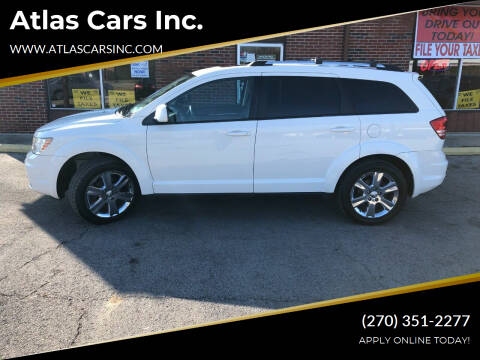 2010 Dodge Journey for sale at Atlas Cars Inc. in Radcliff KY