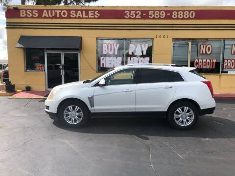 2014 Cadillac SRX for sale at BSS AUTO SALES INC in Eustis FL