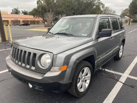2013 Jeep Patriot for sale at Florida Prestige Collection in St Petersburg FL