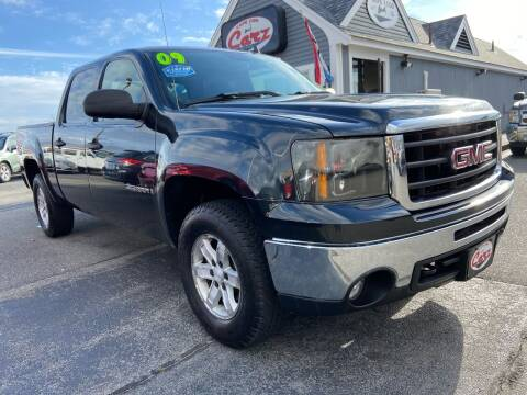 2009 GMC Sierra 1500 for sale at Cape Cod Carz in Hyannis MA