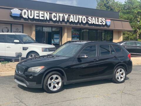 2014 BMW X1 for sale at Queen City Auto Sales in Charlotte NC