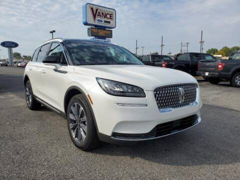 2020 Lincoln Corsair for sale at Vance Fleet Services in Guthrie OK