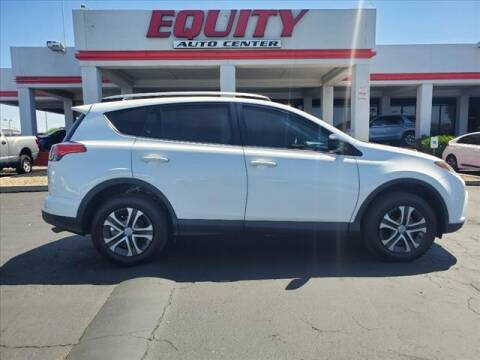 2017 Toyota RAV4 for sale at EQUITY AUTO CENTER in Phoenix AZ