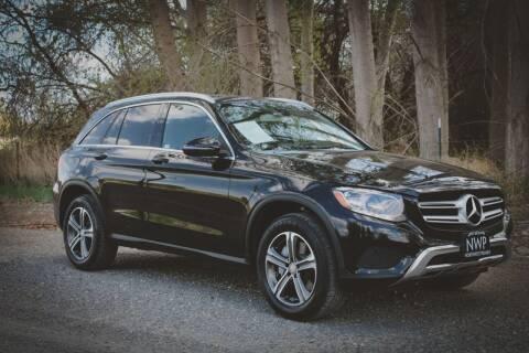 2016 Mercedes-Benz GLC for sale at Northwest Premier Auto Sales Kennewick in Kennewick WA