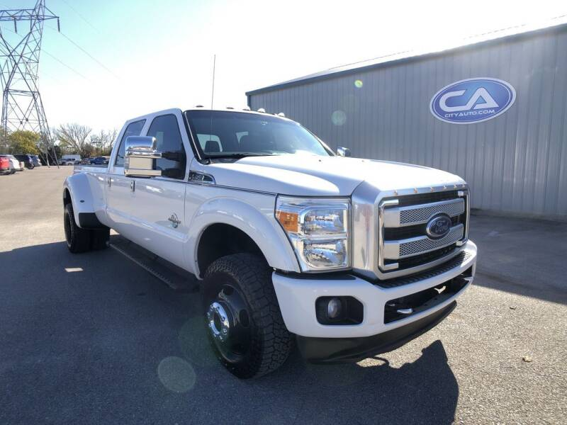 2016 Ford F-350 Super Duty for sale at City Auto in Murfreesboro TN